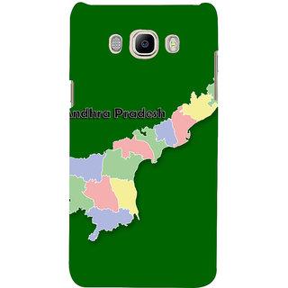 Ifasho Designer Back Case Cover For Samsung Galaxy J7 (6) 2016 :: Samsung Galaxy J7 2016 Duos :: Samsung Galaxy J7 2016 J710F J710Fn J710M J710H  (South India Telangana Vijaywada Amaravati)
