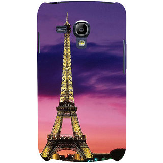 Ifasho Designer Back Case Cover For Samsung Galaxy S3 Mini I8190 :: Samsung I8190 Galaxy S Iii Mini :: Samsung I8190N Galaxy S Iii Mini  (Eifel Tower Lahore Pakistan Tirupati)
