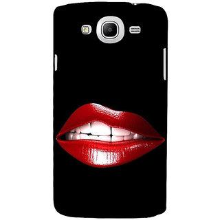 Ifasho Designer Back Case Cover For Samsung Galaxy Mega 5.8 I9150 :: Samsung Galaxy Mega Duos 5.8 I9152 (Lips Fair And Lovely Love Express Bengali Movie J Love Dress)