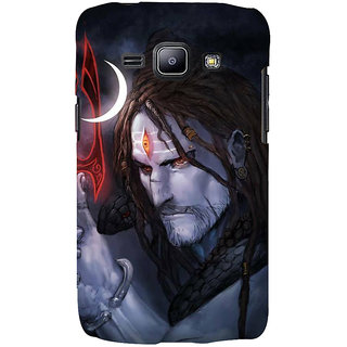 Ifasho Designer Back Case Cover For Samsung Galaxy J1 (2015) :: Samsung Galaxy J1 4G (2015) :: Samsung Galaxy J1 4G Duos :: Samsung Galaxy J1 J100F J100Fn J100H J100H/Dd J100H/Ds J100M J100Mu (Siva Zibo China Deoghar)