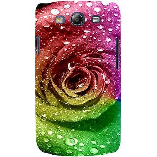 Ifasho Designer Back Case Cover For Samsung Galaxy S3 I9300 :: Samsung I9305 Galaxy S Iii :: Samsung Galaxy S Iii Lte (Dance Rose In Ring 5 Roses Columbine )