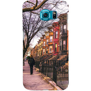 Ifasho Designer Back Case Cover For Samsung Galaxy S6 G920I :: Samsung Galaxy S6 G9200 G9208 G9208/Ss G9209 G920A G920F G920Fd G920S G920T (Stock Photography Innate Photography Accessories)