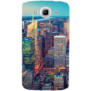 Ifasho Designer Back Case Cover For Samsung Galaxy Mega 5.8 I9150 :: Samsung Galaxy Mega Duos 5.8 I9152 (Cities Xian China Varanasi)