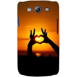 Ifasho Designer Back Case Cover For Samsung Galaxy S3 I9300 :: Samsung I9305 Galaxy S Iii :: Samsung Galaxy S Iii Lte (Love Love Chain Love In The Time Of Cholera Love Meter)