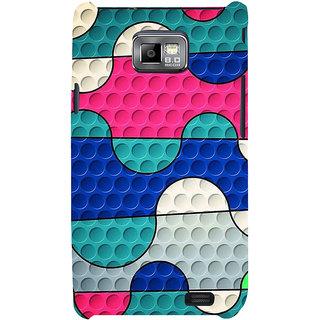 Ifasho Designer Back Case Cover For Samsung Galaxy S2 I9100 :: Samsung I9100 Galaxy S Ii (Auto Trader Msn.Com Line Bra)