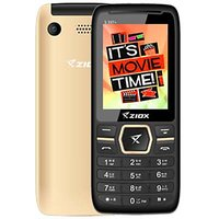 ZIOX S337 PLUS DUAL SIM MOBILE PHONE