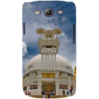 Ifasho Designer Back Case Cover For Samsung Galaxy S3 I9300 :: Samsung I9305 Galaxy S Iii :: Samsung Galaxy S Iii Lte (Monument Dhauli Casablanca Morocco Jalandhar)