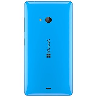 Tworld Back Replacement Panel For Microsoft Lumia 540 - Cyan