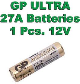 27A GP Battery 1 pieces pack. 12V Alkaline Battery. MN27 V27GA L828 A27 G27A FS.