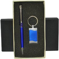 Jaycoknit Knight N Day Ocean Blue Pen Gift Set  (Pack O