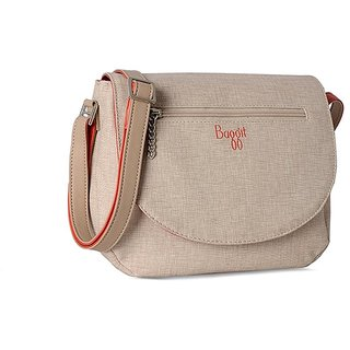 357cde442e27 Buy Baggit LO ACTIVE CHARLES OFFWHITE (WHITE) S Women s Sling Bag ...