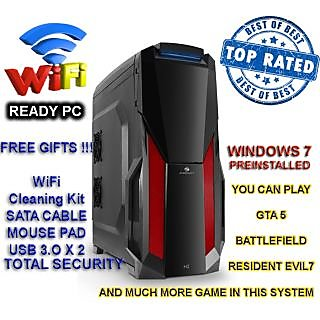 Other CI7/2/2GB GFX/500/DVD CORE I7 CPU / 2GB RAM/ 2 GB GRAPHIC CARD/500GB HDD / DVD RW/ATX CABINET DESKTOP PC COMPUTER