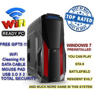 CI7/8/2GB GFX/2TB CORE I7 CPU / 8GB RAM/2 GB GRAPHIC CARD/ 2TB HDD / ATX CABINET DESKTOP PC COMPUTER