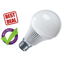 IMPORTED 3W LED BULB, PURE AND WHITE BRIGHT SAFE LIGHT