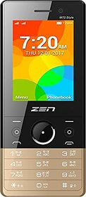 ZEN M72 Style Dual SIM With Selfie Camera Feature Phone