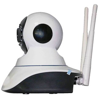 Wifi Smart Camera For Remote access on Mobile application.