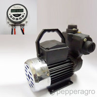 AUTOMATIC WATER PUMPS 0.5HP V GUARD SELF PRIME AND TIMER SET