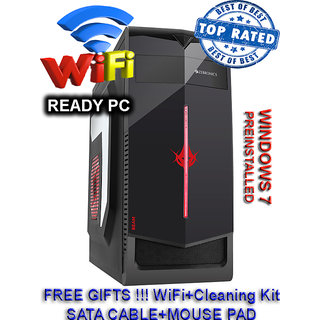 CI3/2/320/DVD CORE I3CPU / 2GB RAM/ 320GB HDD / DVD RW /ATX CABINET DESKTOP PC COMPUTER