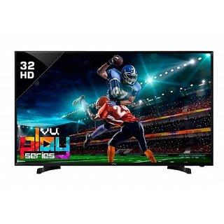 80 cm  32 inches  32K160 HD Ready LED TV  Black