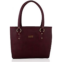Clementine Maroon Handbag (sskclem124)
