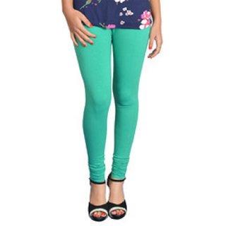 Cotton Green Women Legging
