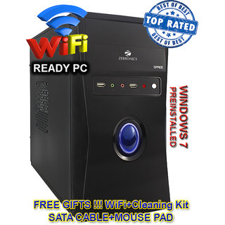 Other DC/2/500/DVD DUALCORE CPU / 2GB RAM/ 500GB HDD /DVD RW / ATX CABINET DESKTOP PC COMPUTER