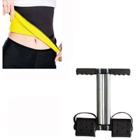 Double Spring Tummy Trimmer And Hot Shaper Home Zym 3XL