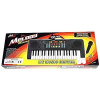 Melody Mixing Piano with Microphone