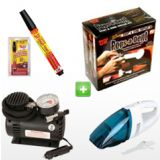 Car Dent Remover Kit+Free Vacuum Cleaner+Free Fix Pro Pen+Free Air Pump+1 Yr. Warranty