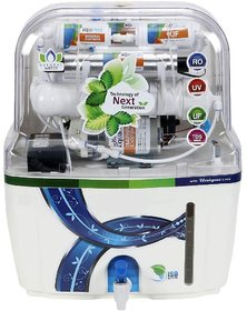 Aqua Frisch 12 L Nexus Grand Blue Ro+Uv+Uf+Tds Adjuster Water Purifier