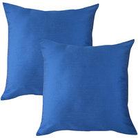 "HOME KOUTURE CLASSIC DARK BLUE IN 16""X16"" (SET OF 2)"