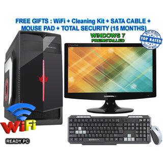 CI5/8/2GB GFX/1TB/DVD/18 CORE I5 CPU / 8GB RAM/ 2 GB GRAPHIC CARD/1TB HDD / DVDRW / ATX CABINET WITH 18 LED DESKTOP PC COMPUTER