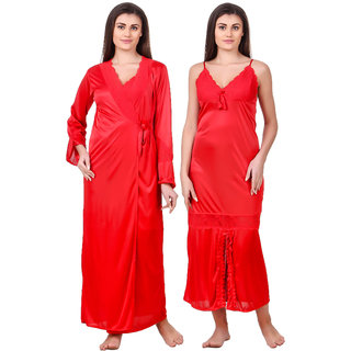 6a9d747f70 Buy Womens Sleep Wear 1pc Printed Kaftan New Nighty 213 Animal ...