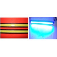 IMPORTED BLUE LED DAY TIME RUNNING LIGHT ULTRA BRIGHT LED LIGHTS SET OF 2 LIGHT