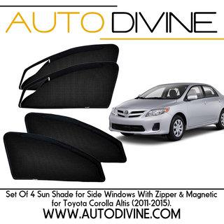 Toyota Corolla Accessories >> Buy Toyata Corolla Altis Car Accessories Side Window Zipper