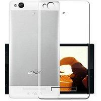Gionee Gpad G4 Transparent Soft Back Cover