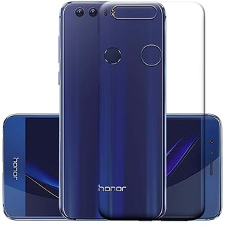 the latest 9a1a1 8d4a9 Huawei Honor 8 Transparent Soft Back Cover