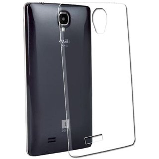 iBall Andi 4F ARC 3 Transparent Soft Back Cover