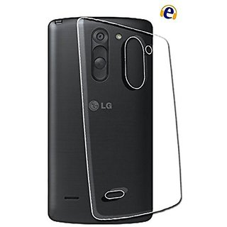 best cheap c32bd 2c83a STYLUS BACK TRANSPARENT COVER LG G3 price at Flipkart, Snapdeal ...