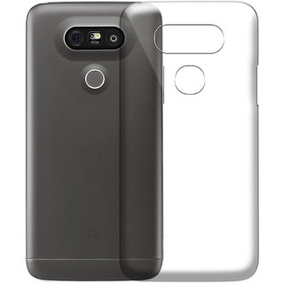 LG G5 Transparent Soft Back Cover