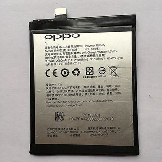 Li Ion Polymer Replacement Battery BLP603 for Oppo R7S R7ST R7SM
