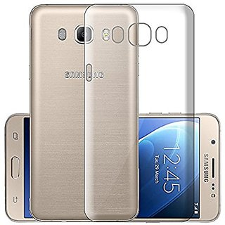 Samsung Galaxy J7 J700F Transparent Soft Back Cover