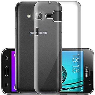Samsung galaxy J3 Transparent Soft Back Cover
