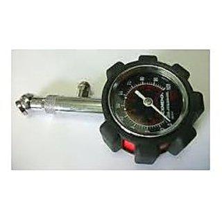 Coido Tire Pressure Guage Metalic  Durable Meter