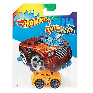 Hotwheels Color Shifters Chrysler 300C Bling DNN05