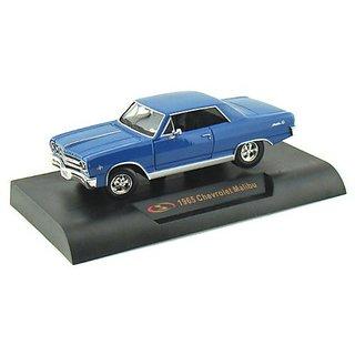 1965 Chevy Malibu SS 1/32 Blue