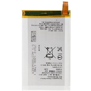 Li Ion Polymer Replacement Battery LIS156ERPC for Sony Xperia Z3 Mini D5803 Sony Xperia Z3 Compact D5833 M55W 2600 mAh 38v
