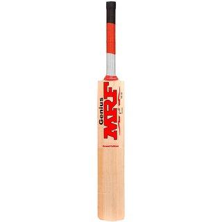 MRF Popular Willow Cricket Bat - Full Size