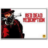 Red Dead Redemption Poster By Artifa