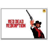 Red Dead Redemption Game Poster By Artifa